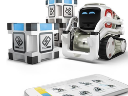 The $150 Cozmo app-enabled robot for kids has a personality of its own