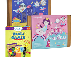 Educational toys and crafts for kids as young as three are 25% off today only via Amazon