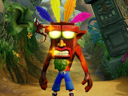 The Crash Bandicoot N. Sane Trilogy is down to $20 on PlayStation 4