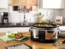 This $71 Crock-Pot Wemo Smart Wifi-Enabled Slow Cooker is worth every penny