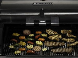 See what you're doing with the $13 Cuisinart Grilluminate LED grill light