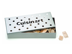 Enhance every BBQ this summer with Cuisinart's $9 Wood Chip Smoker Box