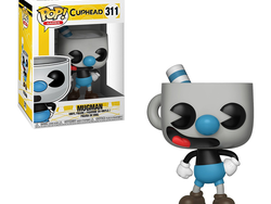 Repay your debt to the devil and grab this $9 Mugman Funko Pop from Cuphead