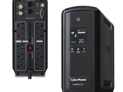 Keep the power on for a bit longer with $50 off CyberPower's PFC Sinewave UPS System