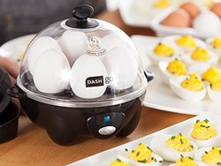 Live a healthier lifestyle with the $17 Dash Rapid Egg Cooker