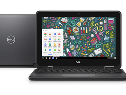 You'll flip for this one-day sale on the refurb Dell Chromebook 2-in-1 Convertible Laptop