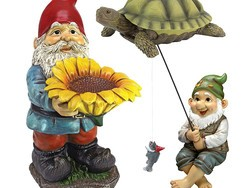 Decorate your lawn and garden with up to 50% off outdoor decor