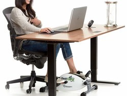 Stay active while you work with $50 off the DeskCycle 2 under desk exercise bike
