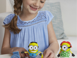 Create custom-styled Minions with this $6 Play-Doh Despicable Me Set
