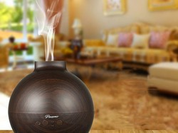 Freshen stagnant air with this $19 oil diffuser
