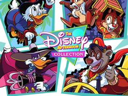 Venture through classic cartoons in the $8 Disney Afternoon Collection on Xbox One