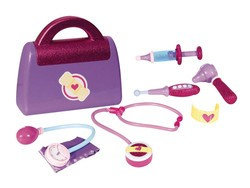Disney toys can be pricey, but this Doc McStuffins Doctor's Bag is only $8
