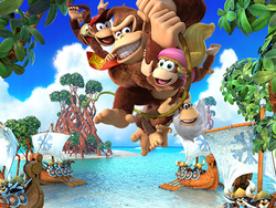 Nintendo Switch gamers can grab Donkey Kong Country: Tropical Freeze for $45 today