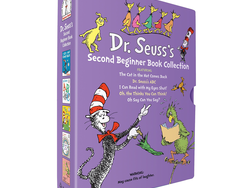 Add Dr. Seuss's Second Beginner Book Collection to your children's library for $14