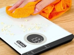 Portions will be perfect with this $10 kitchen food scale