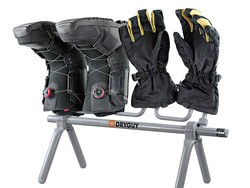 Keep your hands and feet warm and dry with this $49 DryGuy Dry Rack Boot & Glove Dryer