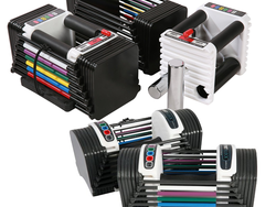 Train at home with the $230 PowerBlock Personal Trainer Set