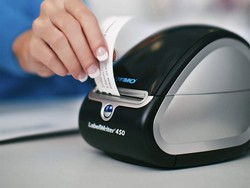 Today only you can save up to 30% on Dymo labelers and labeling supplies