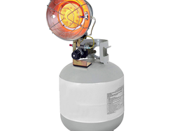 Keep warm during winter's chilly nights with the $19 Dyna-Glo Propane Tank Top Heater