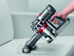 The Dyson V7 cordless handheld vacuum cleaner is $50 off right now