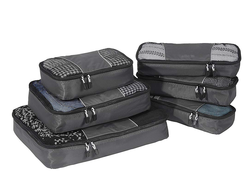Stay organized on your travels with this $30 set of six eBags Packing Cubes