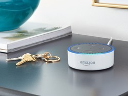 Bring Amazon's Alexa to more rooms of your home with a £35 Echo Dot