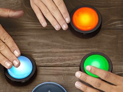 Get four Echo Buttons for around the house and save $10