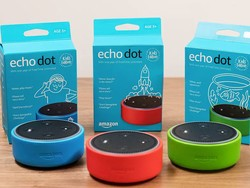 Buy one Echo Dot Kids Edition and get a second one for free at Amazon