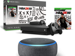 These Xbox One console bundles come with a free Echo Dot for voice control