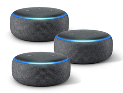 Black Friday came early! Score three 3rd-gen Echo Dot smart speakers for $23 apiece