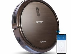 Treat your home to an Ecovacs robotic vacuum cleaner and save up to $200 today