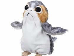 Star Wars fans can take home an animated electronic Porg toy for just $15