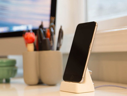 The $36 ElevationDock 4 is a worthy stand to display your new iPhone XS