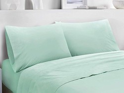 Sleep soundly with this one-day sale offering up to 35% off organic cotton bedding