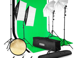 Complement your photography subjects with the $115 ESDDI Lighting Kit