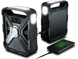 The Eton Emergency Weather Radio with Bluetooth is down to a new all-time low price of $40 today