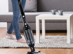 Eufy's $73 cordless HomeVac Duo converts from handheld to upright vacuum cleaner