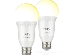 Control home lighting anywhere with a $26 two-pack of Eufy Lumos Smart Bulbs