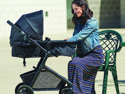 Bring along your baby with Evenflo's versatile Pivot Modular Travel System for $192