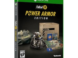 Now's your chance to pre-order the Fallout 76 Power Armor Edition