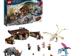 This discounted Lego Harry Potter set resembles Newt's case from Fantastic Beasts