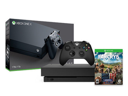 Today is your one chance to grab an Xbox One X with Far Cry 5 for only $410
