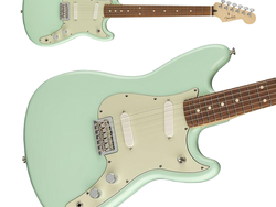 Strum along with the discounted Fender Duo-Sonic Electric Guitar for $300