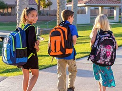 Head to Amazon for discounts on Minions, Trolls, and Fenrici back-to-school gear