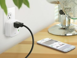Track your energy usage with over half off the Eve Energy smart plug today
