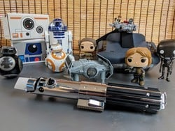 The Star Wars fan in your life wants this stuff