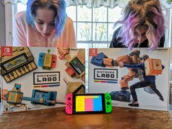 These Nintendo Switch Labo kits are discounted to just $20 today only