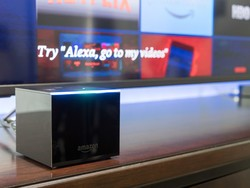 Upgrade your TV viewing with a $40 Amazon Fire TV Cube