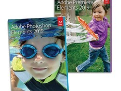 Finish editing quicker with Photoshop Elements and Premiere Elements 2019