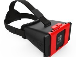 Simulate VR gaming with your Nintendo Switch and the NS Glasses 3D Headset